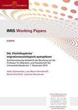 IMIS Working Paper 1/2018