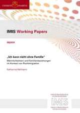 IMIS Working Paper 6/2020