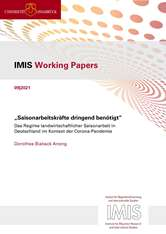 IMIS Working Paper 9/2021